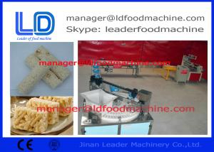 China Nutrition Caramel / Fruit / Grain Food Energy Bar Maker / Extruded food production line on sale