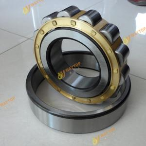 China Straight Bore Cylindrical Roller Bearing Nylon Cage For Industry Machinery on sale