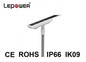 China High Power 50W 60W 100W Newest Solar Lamp LED Bridgelux DC12V Battery Smart Lighting Sensor System on sale