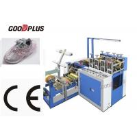 China Manufacturer supply   Disposable Plastic shoe cover making machine with LDPE flake film on sale