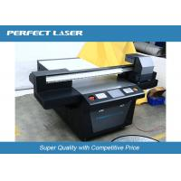 Easy - Operating Flatbed UV Printing Machine 1000ml * 8 Colors With Two Print Heads