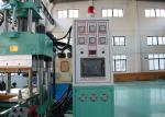 Light Blue Silicone Rubber Injection Molding Machine For Electronic Rubber Parts
