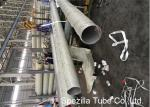 Annealed Pickled Welded Stainless Steel Tube Large Diameter Steel Pipe ASTM A358 TP304 Class 1 Grade