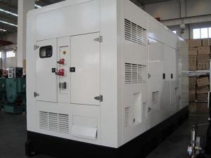 China KTA19-G3 Cummins Diesel Generator 500kva 1800rpm Open Type on sale