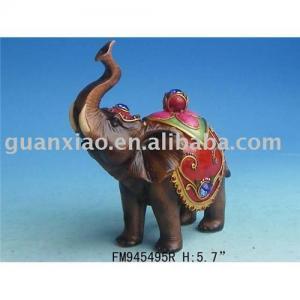 China Resin elephent figurine statues on sale