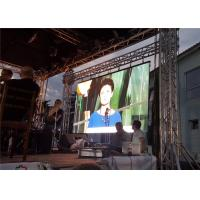China Outdoor Big Screen Rental / P6 Rental LED Display With Nationstar SMD3535 on sale