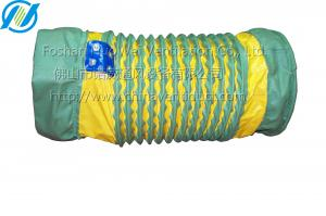 China Compressible flexible high temperature air duct on sale