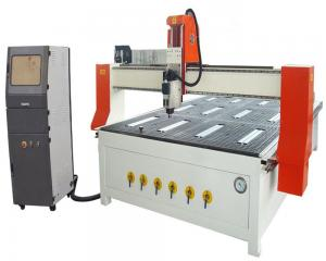 China China factory Jinan  Economic CA-1530 vacuum table wood rotary engraving machine 4 axis cnc low price on sale