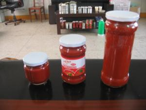 China No Sugar Tomato Paste Can , Tomato Paste In Drums Without Additives on sale