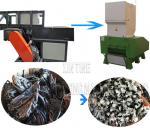 Commercial Plastic Shredder Machine Single Shaft