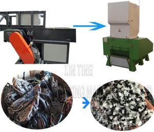 China Commercial Plastic Shredder Machine Single Shaft on sale