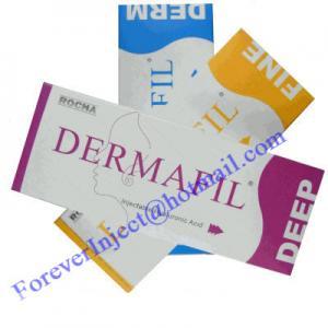 China Cross-linked Hyaluronic Acid Dermafil on sale