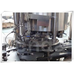 China CE ISO Customized Water Bottle Filler Machine Beverage Filling Machine Zhangjiagang City on sale