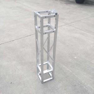 China Outdoor Concert Stage Light Truss Spigot Steel / Aluminium Heavy Loading Capacity on sale