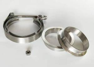 China 1.5 Inch Automobile Spare Parts Exhaust V Band Clamps Of Stainless Steel 304 on sale