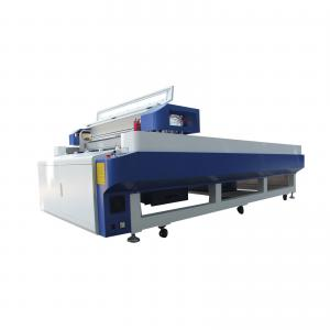 China 1325 Flatbed CNC CO2 Laser Cutting Machine 150w For Glass / Crystal / Wood / Foam on sale