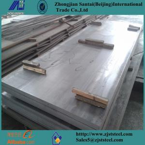 China Hot rolled carbon steel iron plate for Ship Plate Application on sale