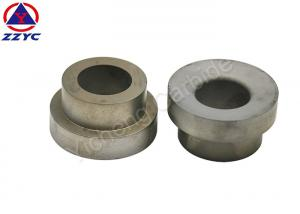 China Wear Resistance Tungsten Carbide Sleeve And Bushings For Oil Pumps High Hardness on sale