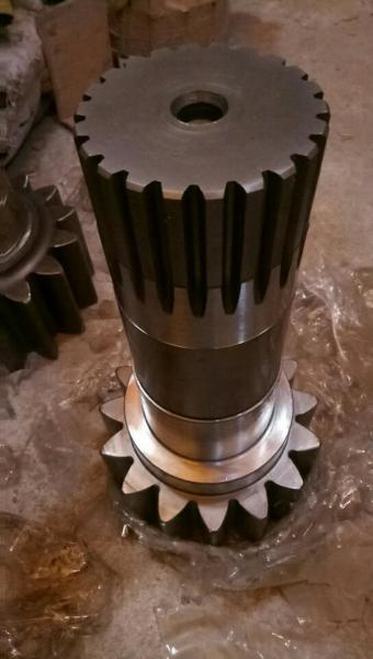 PC200-7 swing motor shaft 22U-26-21560 komatsu swing motor