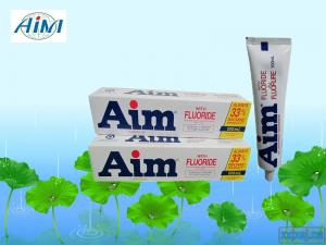 China AIM toothpaste OEM and ODM on sale