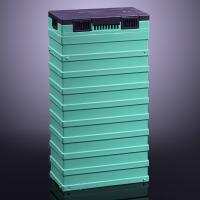 48V 100Ah-A Lithium Iron Solar Energy Storage Batteries Eco Friendly Rechargeable