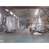 China Push Off Button Control High Speed Spray Dryer Machine For Skim Milk Powder Processing Plant on sale