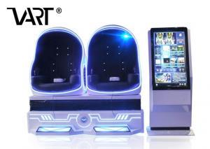 China Le jeu VR de réalité virtuelle de 360 de la vision 9d sièges de films doubles monte pour des mails on sale