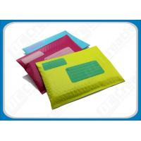 Colored Co-extruded Poly Bubble Envelopes , Waterproof Mailing Envelopes For Books