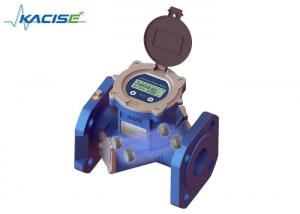 China MODBUS Wireless Water Meter , Double Channel Bulk Industrial Water Meter on sale