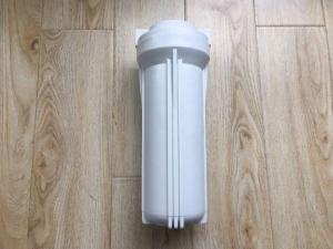 China PP White Single O Water Filter Housing For Reverse Osmosis System Water Treatment on sale