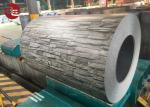 Camouflage / Wooden Ppgi Prepainted Steel Coil Width 600 - 1250mm Ral Color
