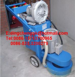 China two wheel hand concrete polishing machine on sale