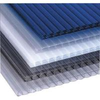 China Waterproof Eco Friendly greenhouse twin wall polycarbonate sheet 4mm 8mm 10mm on sale