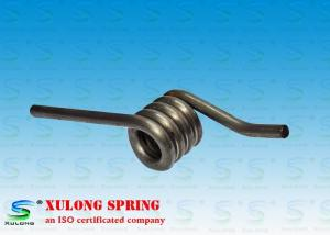 China Professional High Strength Custom Torsion Springs For Textile Printing Machinery on sale