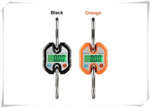 China Portable Industrial Crane Scale Black / Orange For Multifunctional Use on sale