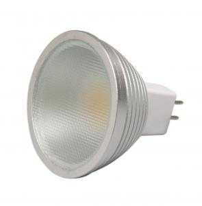 China High Power MR16 LED Spotlight With Spiral Shape Design High Power LED Spotlights Bulbs on sale
