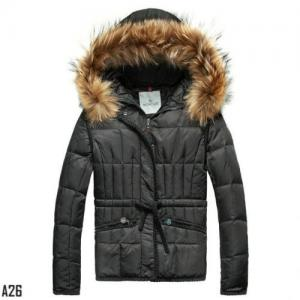 China 2014 moncler women jacket fur collar down coat winter outerwear on sale