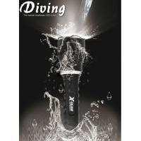 Nouvel équipement de plongée, torche de plongée de LED