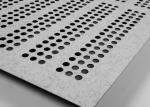 Control Room Perforated Metal Floor Air Flow Raised Access Floor In All Steel