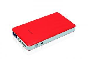 China Compact 12v Car Jump Starter , Portable 12v Car Battery Booster Pack on sale