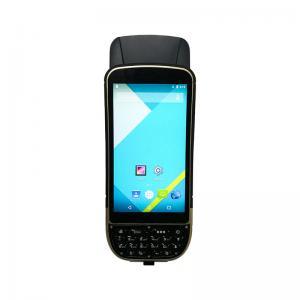 China 4G LTE Handheld 2D QR Handheld Android Barcode Scanner Long Range UHF RFID Reader on sale