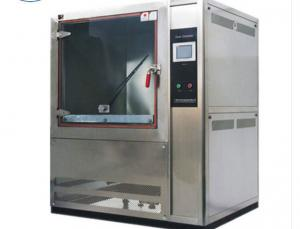 China IP5x IP6x Stainless Steel Sand Dust Test Chamber , Dust Testing Equipment For School / Factory on sale