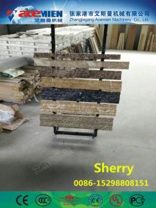 China PVC marble profile making machine profile extrusion machine Marble profile Production Line on sale