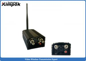 China 900Mhz - 1200Mhz FPV Drone Video Transmitter 5W Wireless AV Sender 8 Channels on sale