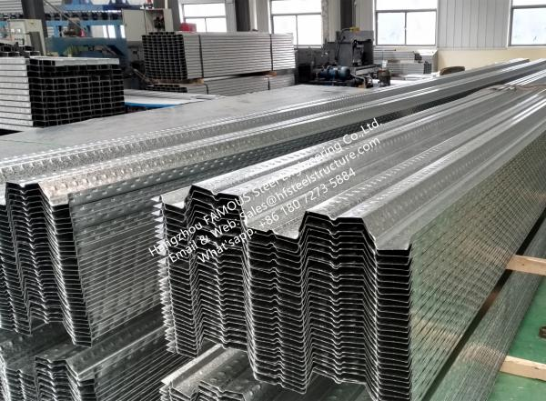 Kingspan Steel Bar Truss Girder Composite Metal Floor Deck