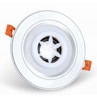 Music Playing Bluetooth Recessed Light Speakers  , Ceiling Led Downlight With Bluetooth Speaker