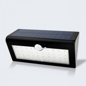 China Stylish Design Solar Powered LED Lights Solar Panel Charging 120 Degree on sale