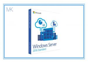 China Windows Server 2016 Standard Edition Unlimited Windows Server Containers on sale