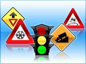 China Flexible traffic road warning post on sale