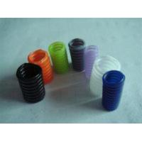 China Soft Corrugated Flexible Tubing for Electrical Wire , Protection Corrugated Wire Sleeve on sale